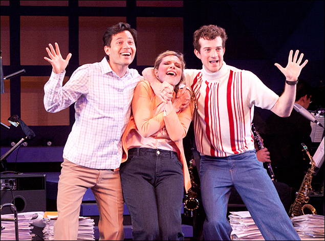 Jason Tam, Lauren Marcus and A.J. Shively