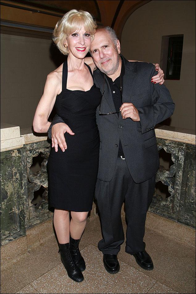 Ellen Greene and Lee Wilkof