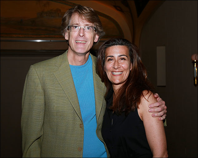Dick Scanlan and Jeanine Tesori