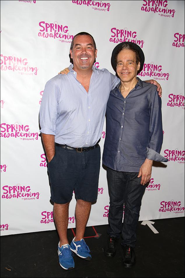 Duncan Sheik and Steven Sater