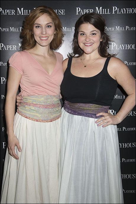 Mara Davi and Annie Funke