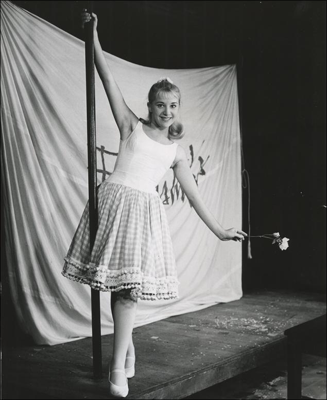 Alice Cannon, 1963