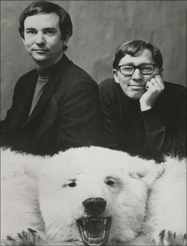 Harvey Schmidt and Tom Jones