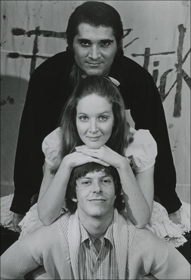 John Bellomo and Carole Demas