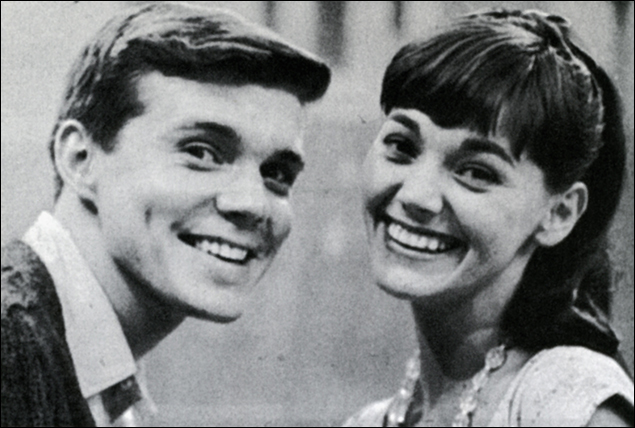 John Davidson and Susan Watson