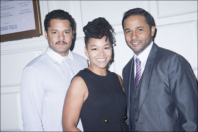 Brandon J. Dirden, Crystal A. Dickinson and Jason Dirden