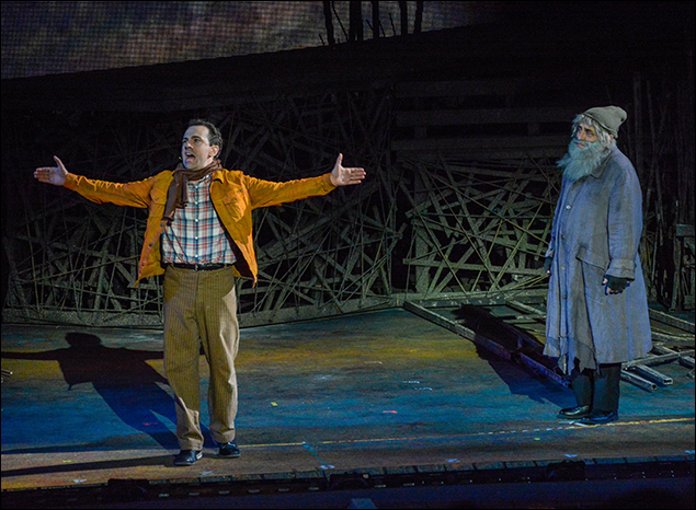Rob McClure and Michael McCormick