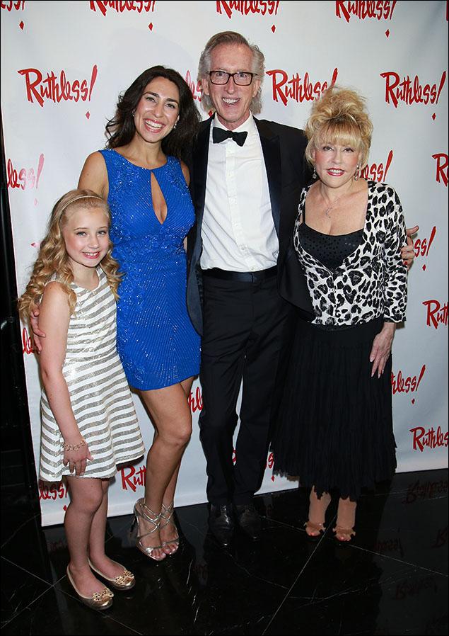 Tori Murray, Kim Maresca, Peter Land and Rita McKenzie