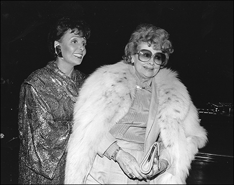 Lucille Ball pays a visit to Lena Horne: The Lady and Her Music