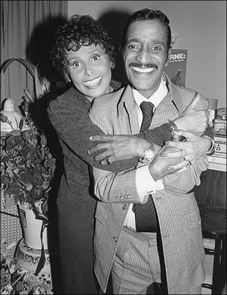 Sammy Davis Jr. visits Lena Horne: The Lady and Her Music