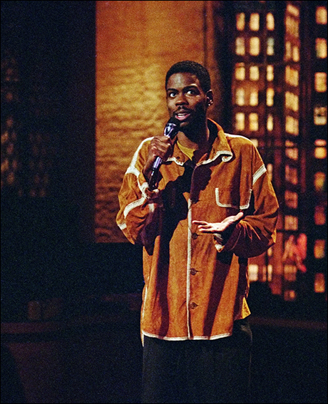 Chris Rock, June 13, 1994