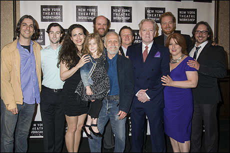 Bob Crowley cast members from Once