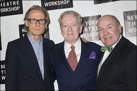 Bill Nighy, Bob Crowley and Jack O'Brien