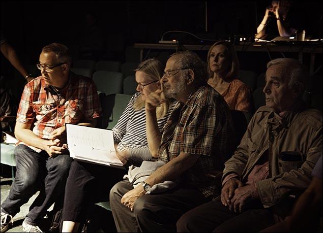 Creative Team (David Chase, Kathleen Marshall, Alfred Uhry, Charles Aznavour)