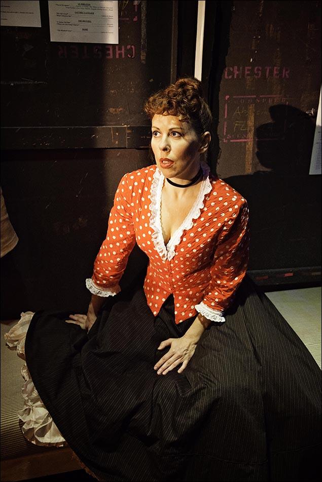 Tari Kelly (La Gouloue)