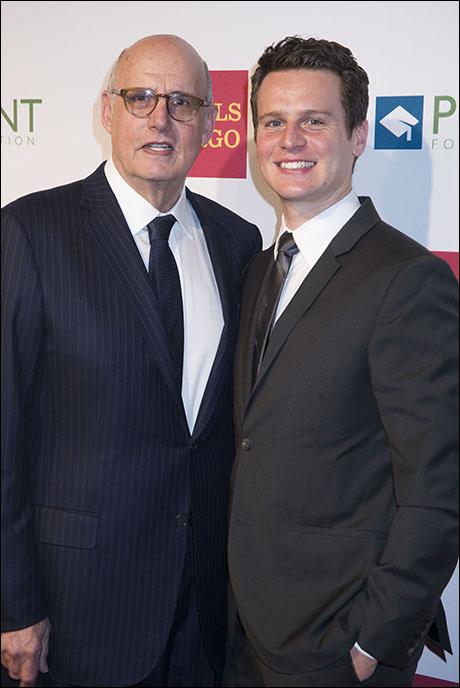 Jeffrey Tambor and Jonathan Groff