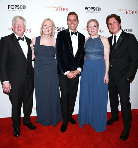 Ted Pryor, Carrie Pryor, Steven Reineke, Kathleen Marshall and Rob Marshall