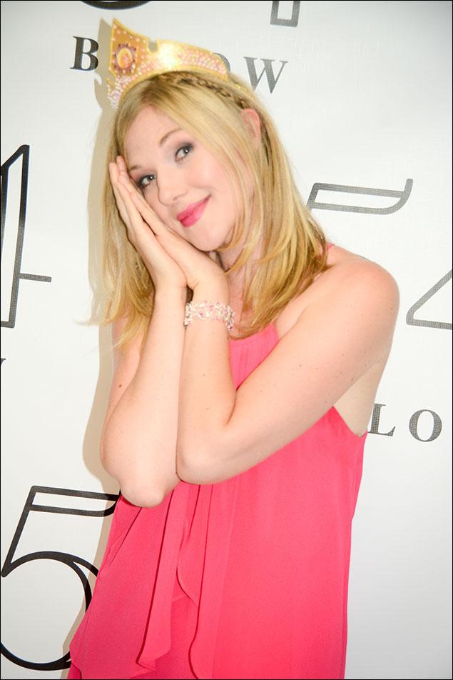 Steffanie Leigh as 'Princess Aurora'