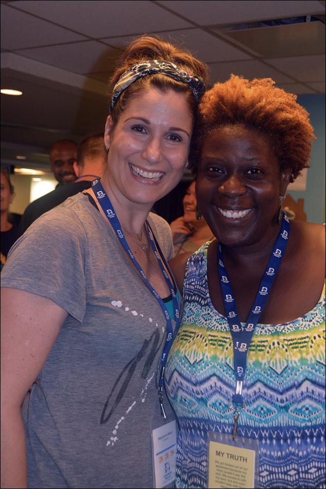 Stephanie J. Block and Capathia Jenkins