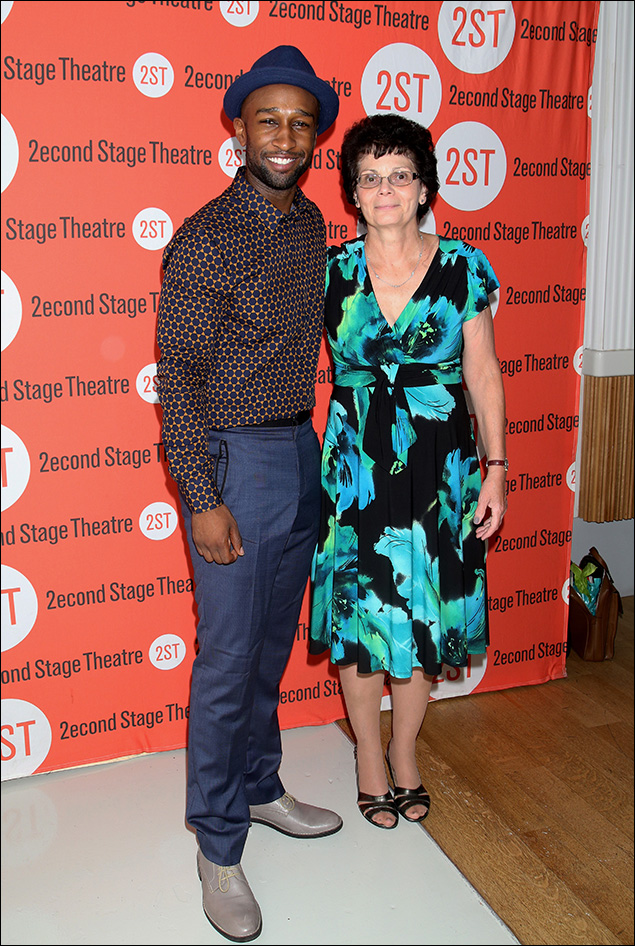 Donald Webber, Jr. and Jean King