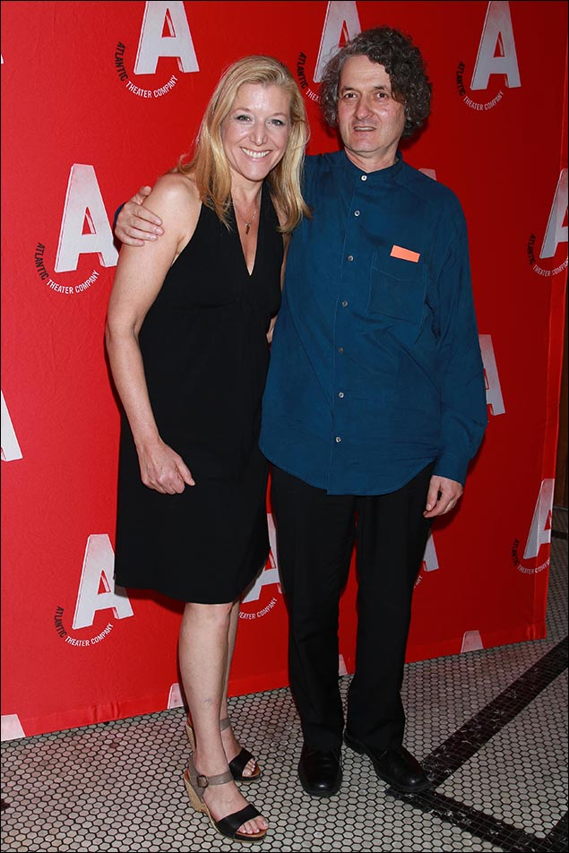 Mary McCann and Scott Zigler