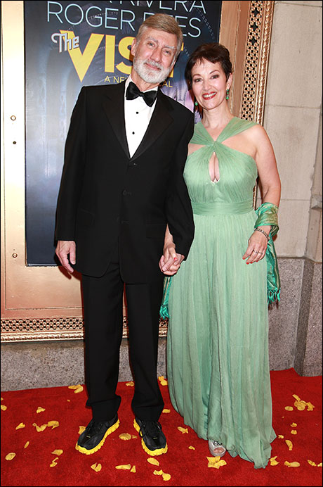 David Garrison and Marcy Rhoades