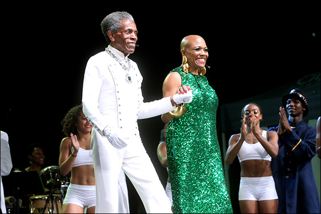 André De Shields and Dee Dee Bridgewater