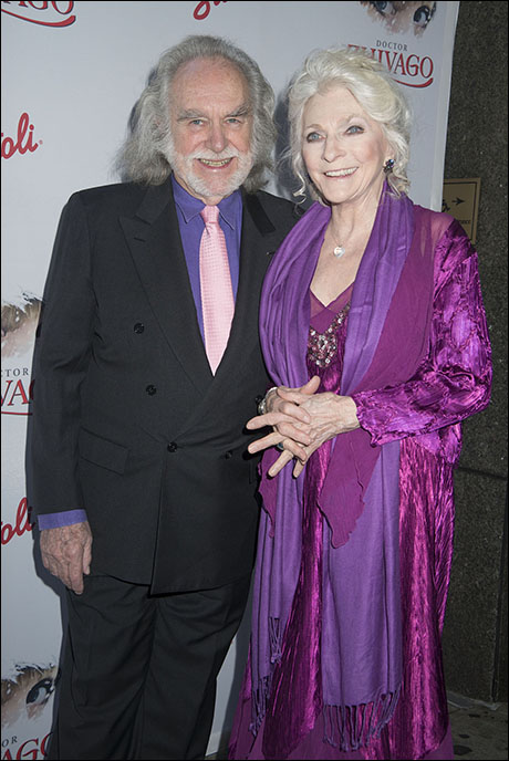 Peter Taylor and Judy Collins