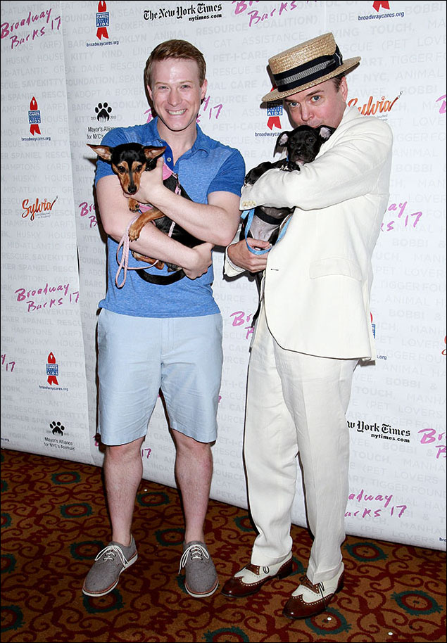 Jeff Kready and Jefferson Mays