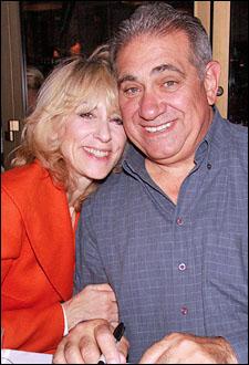 Judith Light and Dan Lauria, 2010