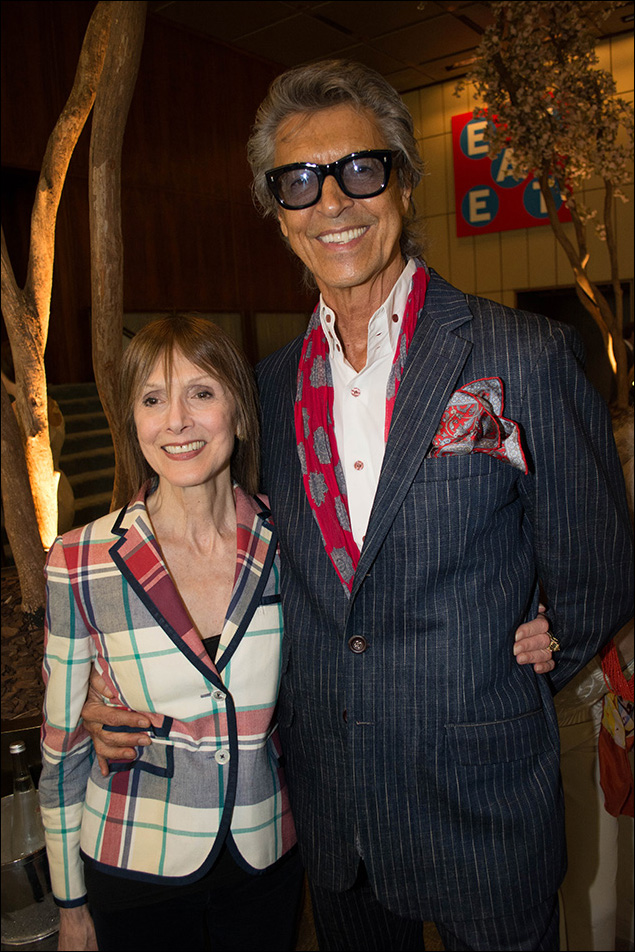 Jean Doumanian and Tommy Tune