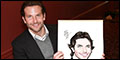 Fresh Off of His Tony Nomination, Bradley Cooper Joins the Walls of Sardi's