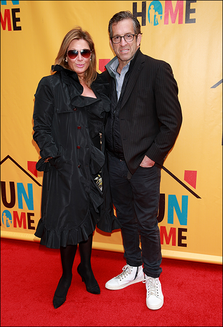Maria Cuomo Cole and Kenneth Cole