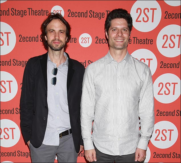 Daniel Goldfarb and Tom Kitt
