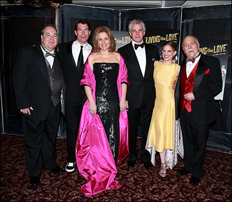 Blake Hammond, Jerry O'Connell, Renée Fleming, Douglas Sills, Anna Chlumsky and Scott Robertson
