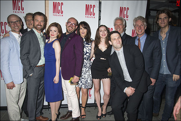 Will Cantler, Bernie Telsey, Lucas Near-Verbrugghe, Nicole Lowrance, Robert Askins, Elizabeth Reaser, Talene Monahon, Justin Bartha, Robert LuPone, Blake West, Alex Timbers