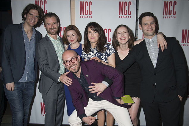 Alex Timbers, Lucas Near-Verbrugghe, Nicole Lowrance, Elizabeth Reaser, Robert Askins, Talene Monahon, Justin Bartha