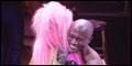 Muscles and Middle Fingers! Watch a Toned Taye Diggs' Sexy, Electrifying First Bow as Broadway's New