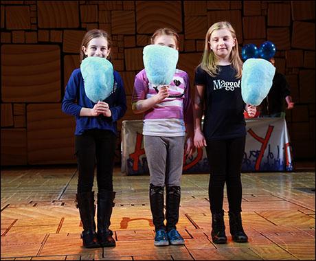Tori Feinstein, Eliza Holland Madore and Brooklyn Shuck