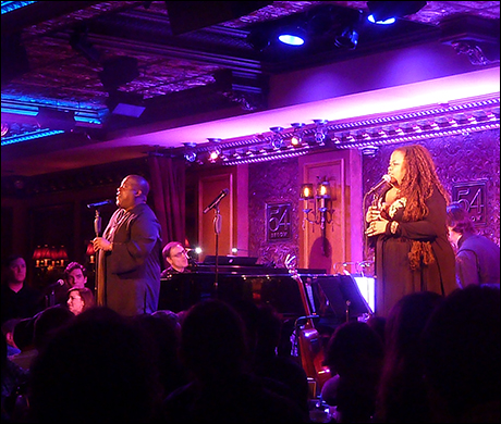 """Trent Armand Kendall and Natalie Douglas sing """"Generations"""""""