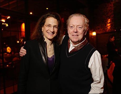 Natasha Katz and Bob Crowley