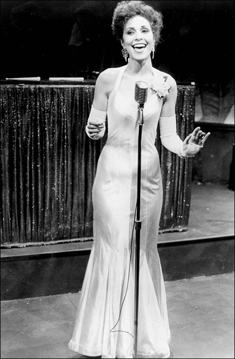 Lonette McKee originated the title role in Lanie Robertson's Lady Day at Emerson's Bar & Grill
