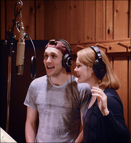 Conor Ryan and Kate Baldwin