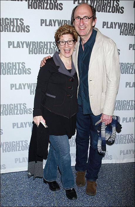 Lisa Kron and David Cale