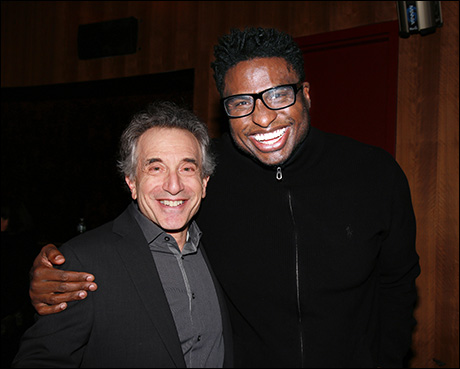 Chip Zien and Michael-Leon Wooley