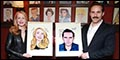 The Elephant Man Stars Join the Famed Walls of Sardi's; Inside the Portrait Unveiling