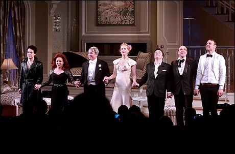 T.R. Knight, Stockard Channing, Matthew Broderick, Katie Finneran, Nathan Lane, F. Murray Abraham and Micah Stock