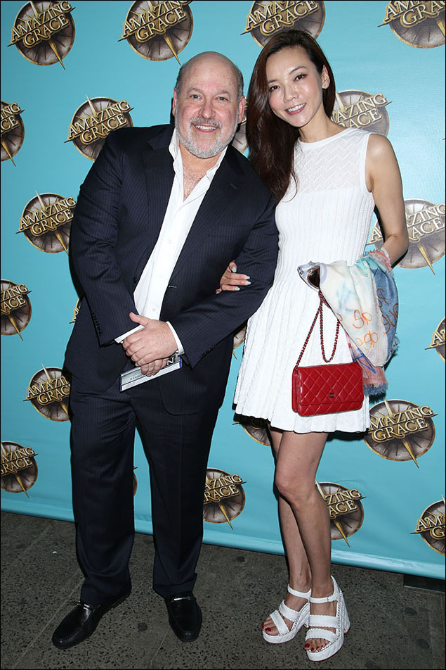 Frank Wildhorn and Yoka Wao
