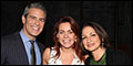 Gloria Estefan, Billy Connolly and Andy Cohen Visit Sting and The Last Ship Stars Backstage