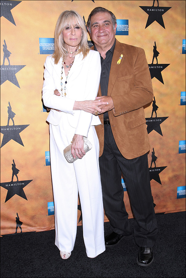 Judith Light and Dan Lauria